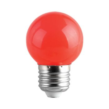 CL G45 1W E27 Red