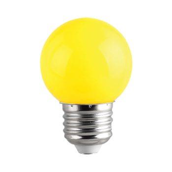CL G45 1W E27 Yellow
