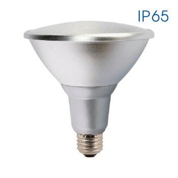 SILVER LED PAR38 15W E27 WW-2700K
