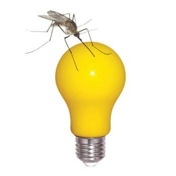 ZZR LED 5W E27 yellow 580-610nm
