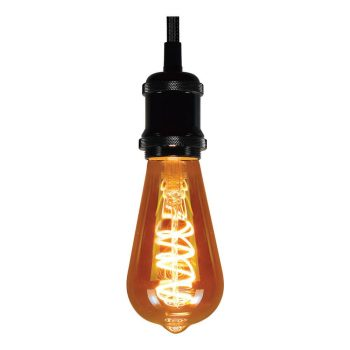 DST64 5W E27 2200K FLICK DECO LED