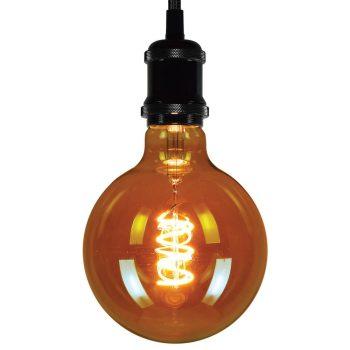 GFD125 5W E27 2200K FLICK DECO LED