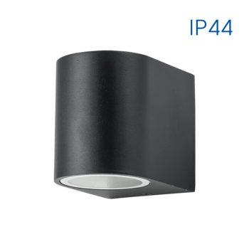 PORTO/R 1xGU10 BK IP44