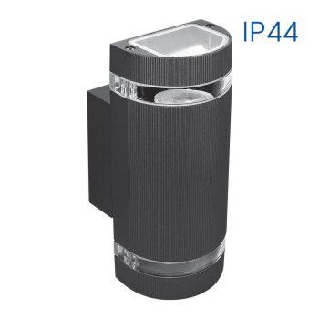 TALIN 2xGU10 BK IP44