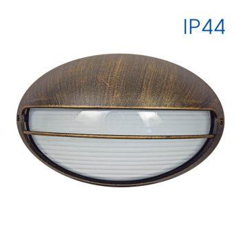 PETRA 1xE27 AB IP44